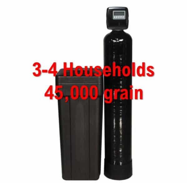 Water Softener 48k 3-4 household